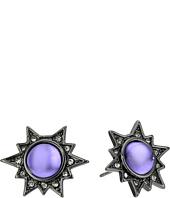 Rebecca Minkoff - Rock Stone Stud Earrings