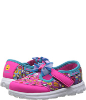 SKECHERS KIDS - Go Walk 81138N (Toddler/Little Kid)