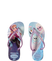 Havaianas Kids - Slim Frozen Flip Flops (Toddler/Little Kid/Big Kid)