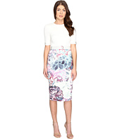 Ted Baker - Stephie Illuminated Bloom Contrast Dress