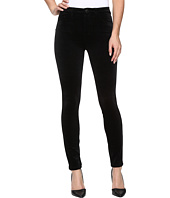 Blank NYC - Velvet Black High-Rise Skinny in The New Black
