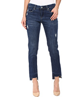 Blank NYC - Denim Distressed Skinny Released Hem Bottom in Amateur Hour