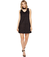 Brigitte Bailey - Joline Sleeveless Micro Suede Dress