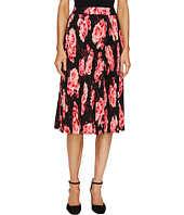Kate Spade New York - Rambling Roses Rosa Pleated Skirt