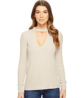 LNA - Bardot Long Sleeve