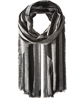 BCBGMAXAZRIA - Distorted Blocks Wrap