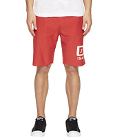 Todd Snyder + Champion - Champion Logo Graphic Cut Off Shorts