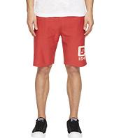 Todd Snyder + Champion - Champion Logo Graphic Cut Off Shorts