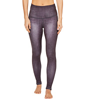 Lucy - Indigo High-Rise Yoga Leggings