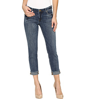 KUT from the Kloth - Amy Crop Straight Leg in Dominant