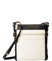 Tommy Hilfiger - Savanna North/South Crossbody Pebble Leather