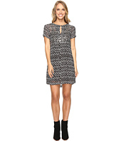 Lucky Brand - Embellished Shift Dress