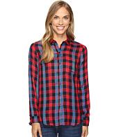 Lucky Brand - Back Overlay Shirt