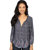 Lucky Brand - Paisley Print Blouse
