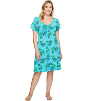 Extra Fresh by Fresh Produce - Plus Size Off Shore Emma Dress