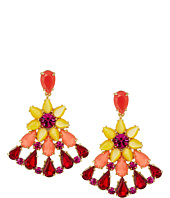 Kate Spade New York - Brilliant Bouquet Drop Earrings