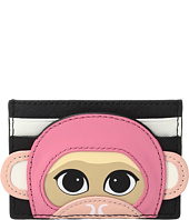 Kate Spade New York - Rambling Roses Monkey Card Case