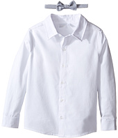 Kardashian Kids - Shirt with Removable Bow Tie (Toddler/Little Kids)