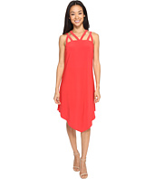 Christin Michaels - Lamorack Cross Strap Dress