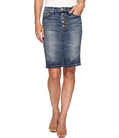 Hudson - Helena High-Rise Pencil Skirt in Confederation