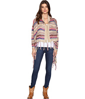 Rock and Roll Cowgirl - Long Sleeve Cardigan 46-9598