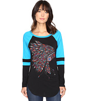 Rock and Roll Cowgirl - Long Sleeve Tee 48T9195
