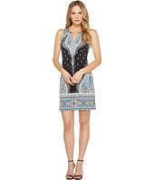 Hale Bob - Catch Heath Microfiber Sleeveless Dress