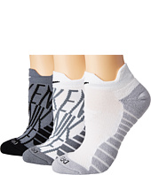 Nike - Dry Performance Cushion Low GFX Training Socks 3-Pair Pack