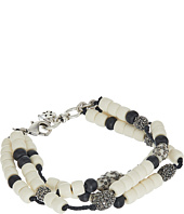 Lucky Brand - Beaded Bone Bracelet