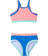 Seafolly Kids - Festival Surf Block Tankini Set (Little Kids/Big Kids)