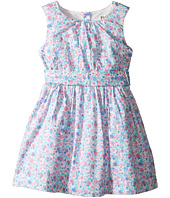Hatley Kids - Garden Floral Lined Party Dress (Toddler/Little Kids/Big Kids)