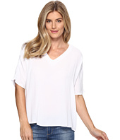 B Collection by Bobeau - Becca Pleat Back Blouse