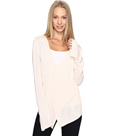 B Collection by Bobeau - Pullover Sweater w/ Flare Sleeve