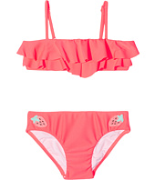 Seafolly Kids - Touci Frutti Ruffle Mini Tube Bikini Set (Toddler/Little Kids)