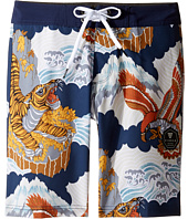 VISSLA Kids - Sunda Land Four-Way Stretch Boardshorts 17
