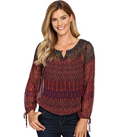 Lucky Brand - Long Sleeve Blouse