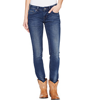 Rock and Roll Cowgirl - Low Rise Skinny in Dark Vintage W0S1376
