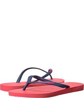 Havaianas - Slim Logo Pop-Up Flip Flops