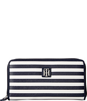 Tommy Hilfiger - Th Serif Zip Around Wallet