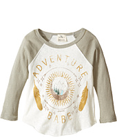 O'Neill Kids - Adventure Girl Long Sleeve Screen Tee (Little Kids/Big Kids)