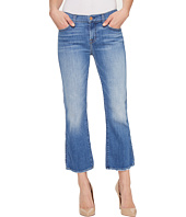 7 For All Mankind - Cropped Boot w/ Grinded Hem in Adelaide Bright Blue