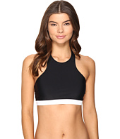 MICHAEL Michael Kors - Half Moon Bay High Neck Bikini Top