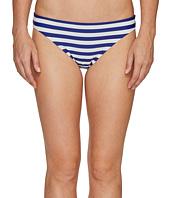 MICHAEL Michael Kors - Stable Stripe Classic Bikini Bottom