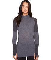 adidas - Primeknit Wool Long Sleeve Hooded Tee