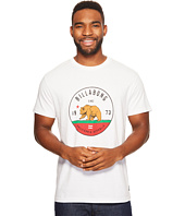 Billabong - Grizzly California Printed T-Shirt