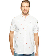 True Grit - Island Time One-Pocket Short Sleeve Shirt