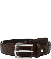 BUGATCHI - Donatello Textured Belt