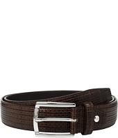BUGATCHI - Donatello Textured Belt