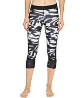 adidas - Marble Techfit Capri Tights