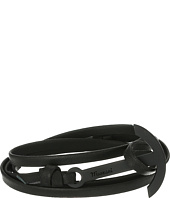 Miansai - Modern Anchor on Leather Bracelet